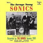 This Is... The Savage Young Sonics By The Sonics Vinyl LP Record 2001 NEW
