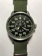 Laco Aachen Automatic German Made Men's Pilot Watch #861690