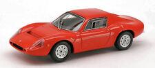 Fiat Abarth OT 1300 1965 Red 1:43 Model S1300 SPARK MODEL