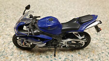 New-Ray 2008 Yamaha R1 sportbike motorcycle 1:12 diecast model toy, no box