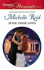 After Their Vows (Harlequin Presents), Michelle Reid, Good Book