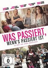 "WAS PASSIERT, WENN'S PASSIERT IST (""WHAT TO EXPECT WHEN YOU'RE EXPECTING"") / DVD"