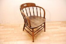 Antique Victorian Smoker's / Captain's Chair