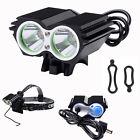 Waterproof 5000LM CREE XM-L U2 LED Front Bicycle Lamp Bike Headlight Head Light