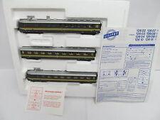 MES-41289 Liliput 12690 H0 3 teiliger Schnelltriebwagenzug VT06 USA 444