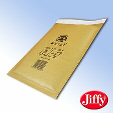 100 JL00 GENUINE Jiffy Bags bubble Padded Envelopes 115 x195 B/00 bubble 100x