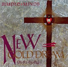 Simple Minds: NEW GOLD DREAM (81-82-83-84) - remastered/CD-NUOVO