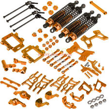 Upgrade Parts Package For HSP RC 1/10 Off-Road Buggy 94107 GOLD Electric/Nitro