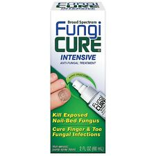 FUNGICURE Intensive Anti-Fungal Treatment Easy Pump Spray 2 oz (Pack of 2)