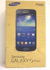 Samsung Galaxy S4 Mini Duos GT-I9192 - 8GB - Black Mist (Unlocked) Smartphone