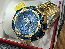 21361 Invicta Reserve 56mm Thunderbolt Swiss Quartz Chronograp SS Bracelet Watch