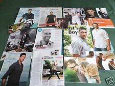 MATTHEW FOX - FILM STAR - CLIPPINGS /CUTTINGS PACK