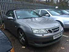 Saab 9-3 2005 High Spec Convertible sat nav unit for sale rare genuine
