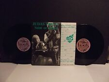 Judas Priest - Saint or Sinner - Rare Live 2 LP Record San Antonio Texas 1982-3