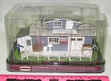 Menards Plumbing Supply pre-built O gauge collectible building