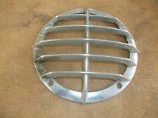 5.75 inch Chrome Light Grill Vintage Mastercraft