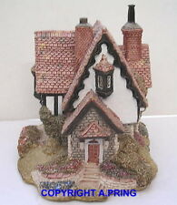 Lilliput Lane TANGLEWOOD LODGE Wychwood Forest - B&D
