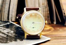 Vintage Pobeda Victory USSR Russian Soviet Mens Watch + new strap