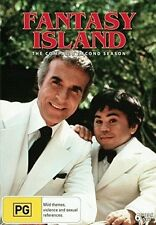 FANTASY ISLAND - SEASON 2   -  DVD  UK Compatible