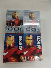 Iron Man 2 Mini Playing Cards Package, All Systems Go!/ War 060316DBEL