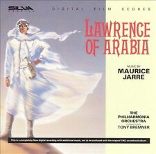 JARRE,MAURICE-Lawrence Of Arabia - Music By CD NEW