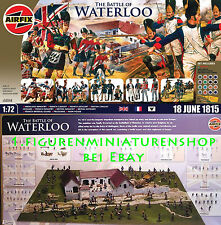 1:76 FIGUREN A50048 WATERLOO BATTLE SET - AIRFIX SEHR RAR NUR 1x VORHANDEN