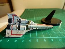 Eagle VINTAGE Viper BATTLE STAR GALACTICA CYLON RAIDER Space SHIP Battlestar
