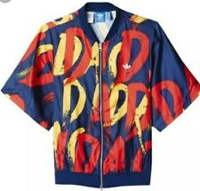 Adidas originals paris print jacket..rare..running..sports