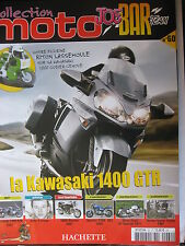 FASCICULE JOE BAR TEAM 60 KAWASAKI 1400 GTR GUZZI V7 XJR 1300 NORTON TT VINCENT