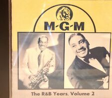 M-G-M 'THE R&B YEARS' - Volume #2 - 24 VA Tracks