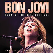 BON JOVI New Sealed 2017 UNRELEASED LIVE 1995 GERMAN CONCERT CD