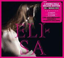 Elisa Toffoli - L'anima vola CD Deluxe + 5 bonus t (nuovo album/disco sigillato)