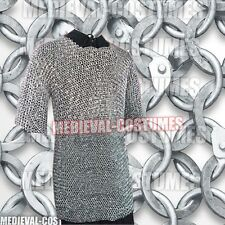 Aluminium Round Riveted Flat Washer Chain Mail Shirt XL Size Chainmail RA18