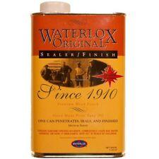 1 Unit of Waterlox Original Sealer/Finish 1 Quart (TB 5284), New, Free Shipping