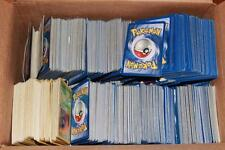 HUGE LOT 3100 NINTENDO POKEMON TRADING CARDS BASE JUNGLE FOSSIL BASE 2 1999 2000