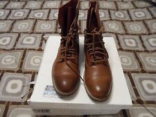Mens Leather Luxury Boots La Redoute Creation  Size 8.5 - 9 US