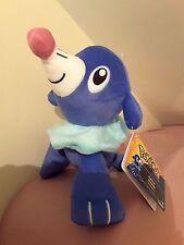 OFFICIAL TOMY POKEMON Alola SUN AND MOON  POPPLIO plush soft toy Pokémon Starter