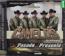 Los Canelos de Durango Del Pasado al Presente CD New Sealed Nuevo Sellado
