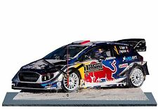 MODEL CARS, OGIER, Rally Monte Carlo 2017, Ford Fiesta WRC with Clock 07