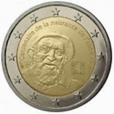 Frankrijk  2012  2 euro commemo  Abbé Pierre   UNC uit de rol !!