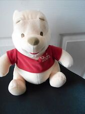 DISNEY WINNIE THE POOH BABY SOOTHER GENTLE SOUNDS VGC CUTE
