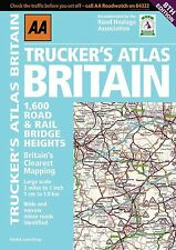 AA Trucker's Atlas Britain, AA Publishing