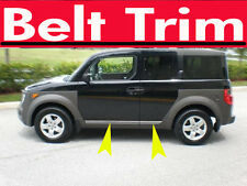 Honda ELEMENT Chrome BELT TRIM 2003 04 05 06 07 08