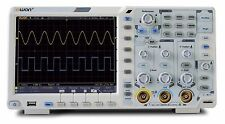 XDS3202A 12BIT 200MHz  2GS/s 40M 75,000 wfms/s On Site Measurement Oscilloscope