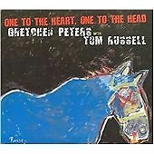 GRETCHEN PETERS & TOM RUSSELL - One To The Heart One To The Head  (2014) CD