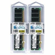 2GB KIT 2X 1GB PC2100 DIMM Apple iMac G4 M6498 M8935LL/A PowerMac6,1 MEMORY RAM