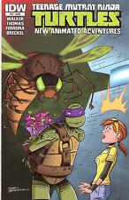 TEENAGE MUTANT NINJA TURTLES New Animated Adventures #14 New Bagged