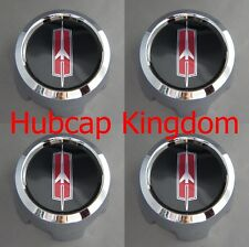 NEW 1973-1987 OLDSMOBILE CUTLASS 442 OMEGA Snap-In Center Cap SET