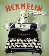 Hermelin the Detective Mouse-ExLibrary