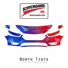 Ford Taurus 2013-2016 PreCut 3M Scotchgard Paint Protection Clear Bra Kit